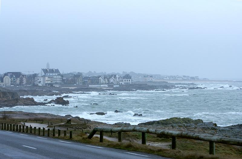 Pointe du Croisais - Randonnée 1h à partir de Piriac sur mer