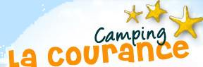 logo Camping la courance